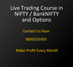 Join Free webinar from niftyLiveCharts.com and start making Profit